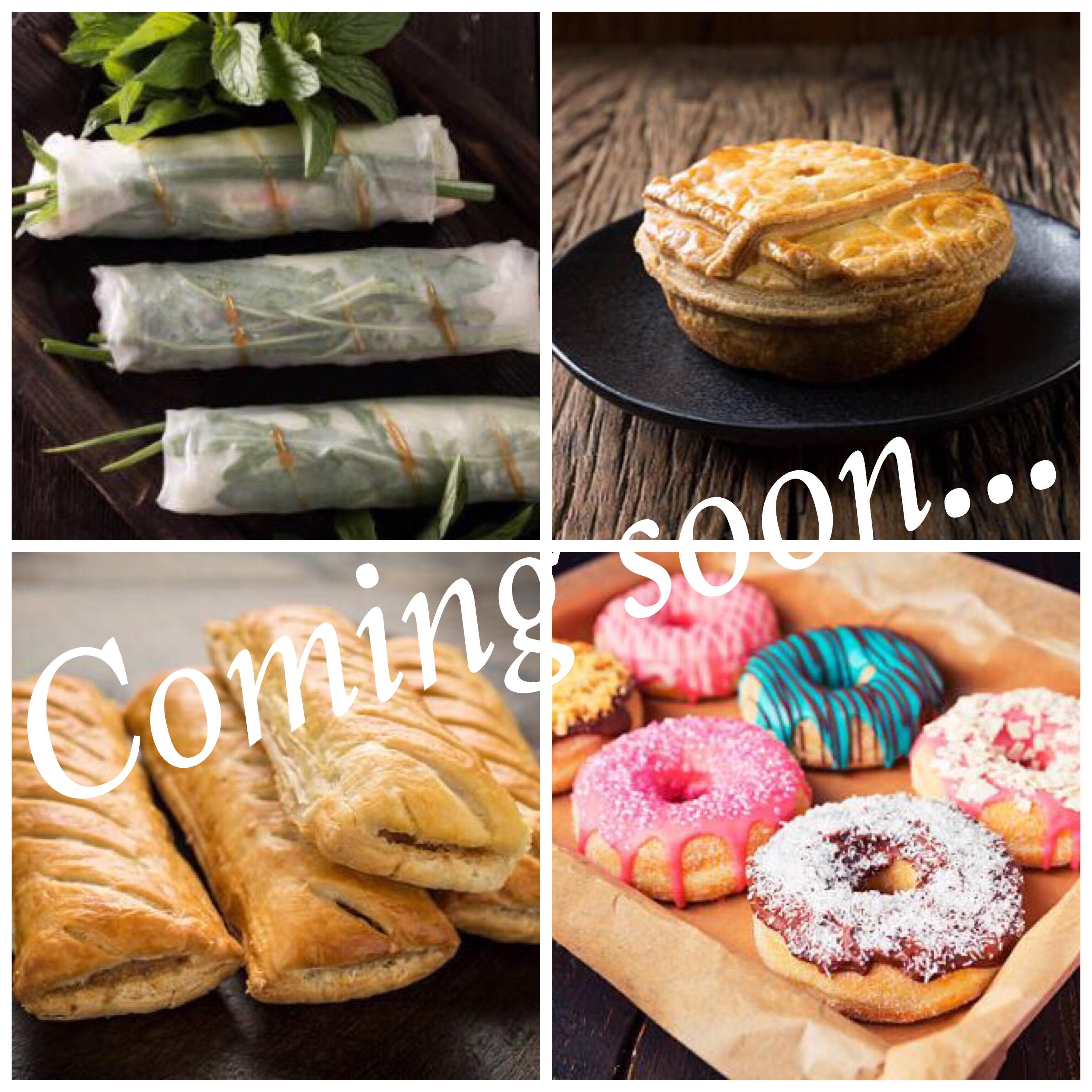 Bakery coming soon